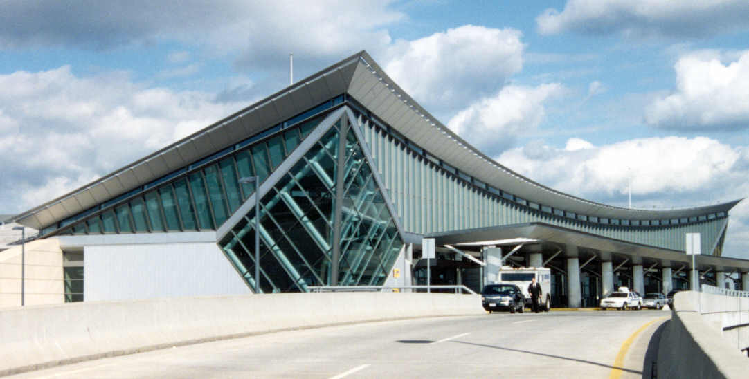 BUF International Airport